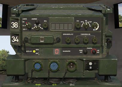 Arma3用ACRE2 無線MODの車載無線