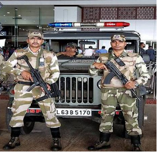 CISF Recruitment 2021 for 2000 Posts