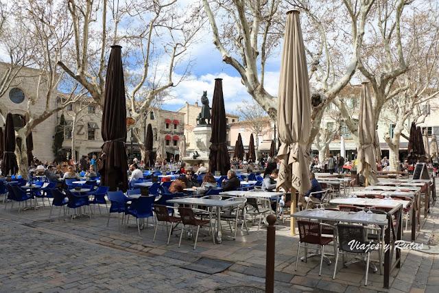 Plaza San Luis de Aigues-Mortes