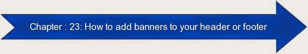 Next: How to Add Banners to Your Header or Footer in WordPress