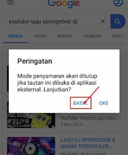 Cara Nonton Youtube Latar Belakang