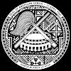 Logo Gambar Lambang Simbol Negara Samoa Amerika PNG JPG ukuran 100 px