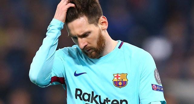 """Messi le dijo al nuevo DT Koeman que tiene """"dudas"""" sobre su futuro en el club"""