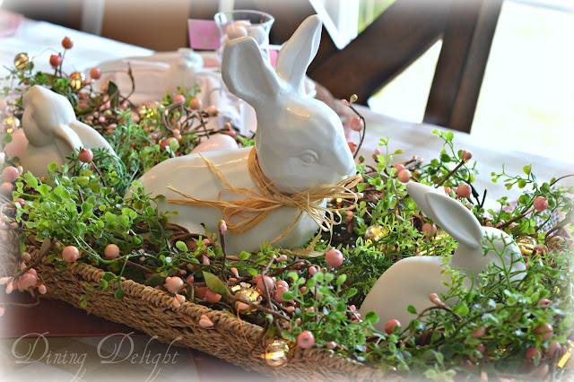 I Ll Be Sharing Some Decor And Tablescape Ideas For Spring Easter Over The Next Few Weeks