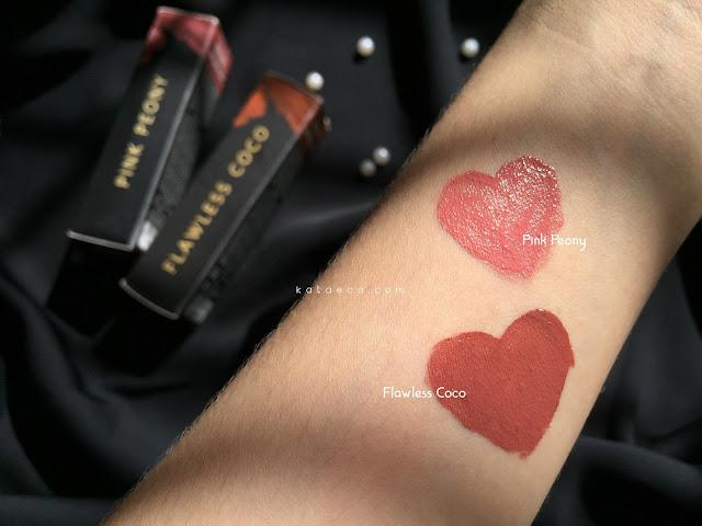 swatch lip mouuse imac