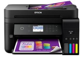 Epson EcoTank 3750 téléchargements de pilotes