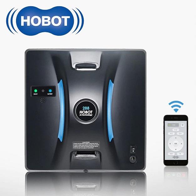 Модерен и бърз: роботът за почистване на прозорци Hobot 288