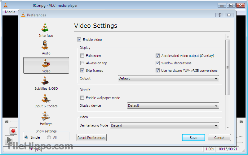 vlc media player 1.1.9 final