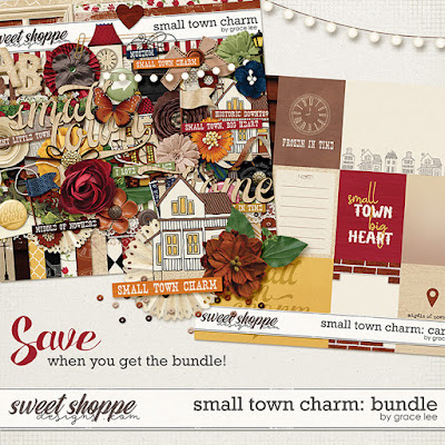 Small Town Charm: Bundle