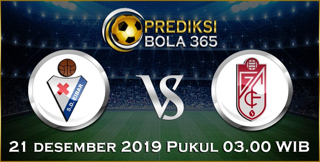 Prediksi Skor Bola Eibar vs Granada 21 Desember 2019 Akurat Hari Ini