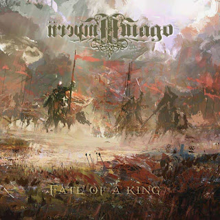 "Το τραγούδι των Imago Imperii ""Marching for Hope"" από το album ""Fate of a King"""