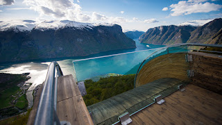 Stegastein Viewpoint, Norway