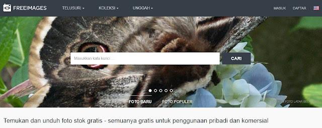 11 Situs Penyedia Gambar Gratis Bebas Hak Cipta Untuk Blog Bebas Download