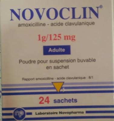 دواء نوفوكلان ، أكياس - novoclin