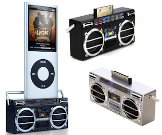 Creative Boombox Inspired Products and Designs (15) 4