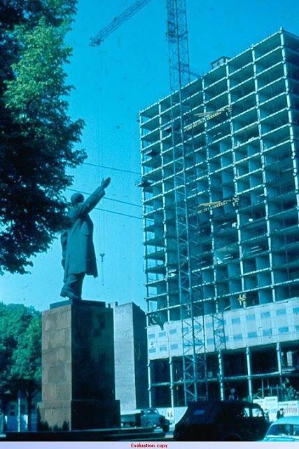 Radisson Blu Hotel Latvija past pagatne USSR LPSR