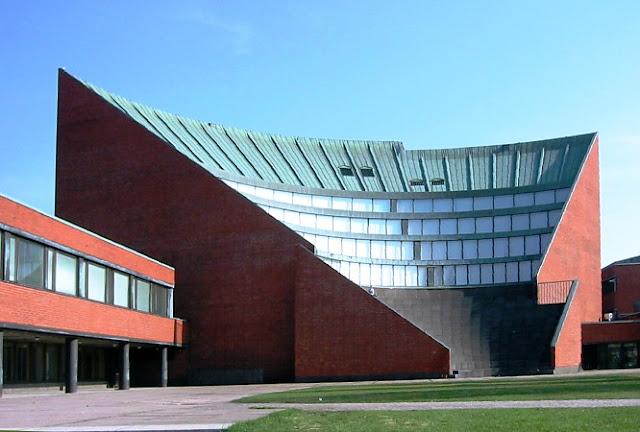 Helsinki University kerya Aalto