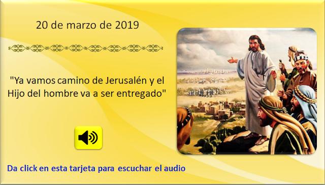 Mi Parroquia De Los Doce Apostoles Reflexion El Camino De Cristo
