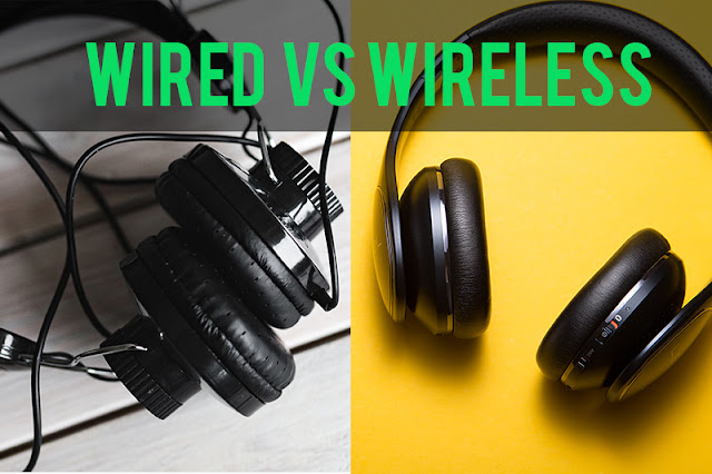Wired Vs Wireless Headphones Complete Guide And Comparison
