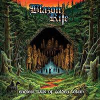 """Ο δίσκος των Blazon Rite """"Endless Halls Of Golden Totem"""""""