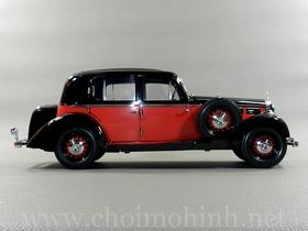 Xe mô hình tĩnh Maybach SW35 Hard Top 1935 hiệu Signature tỉ lệ 1:18