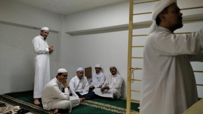 Habib Rizieq Shihab dan Sejumlah Tahanan Antusias Peringati Nuzulul Quran dari Dalam Rutan Bareskrim