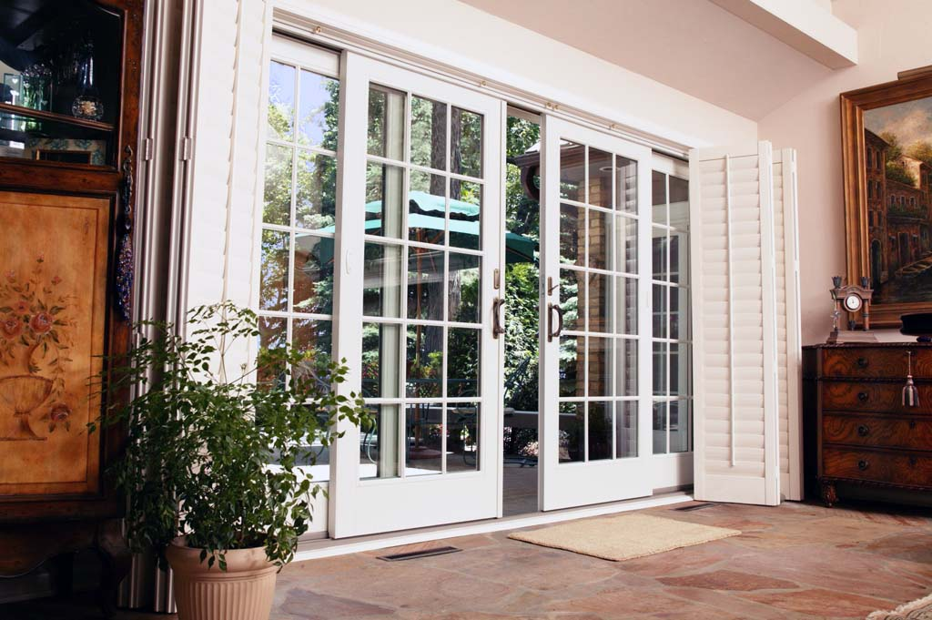 Everything you should know before buying sliding french for Sliding glass doors that look like french doors