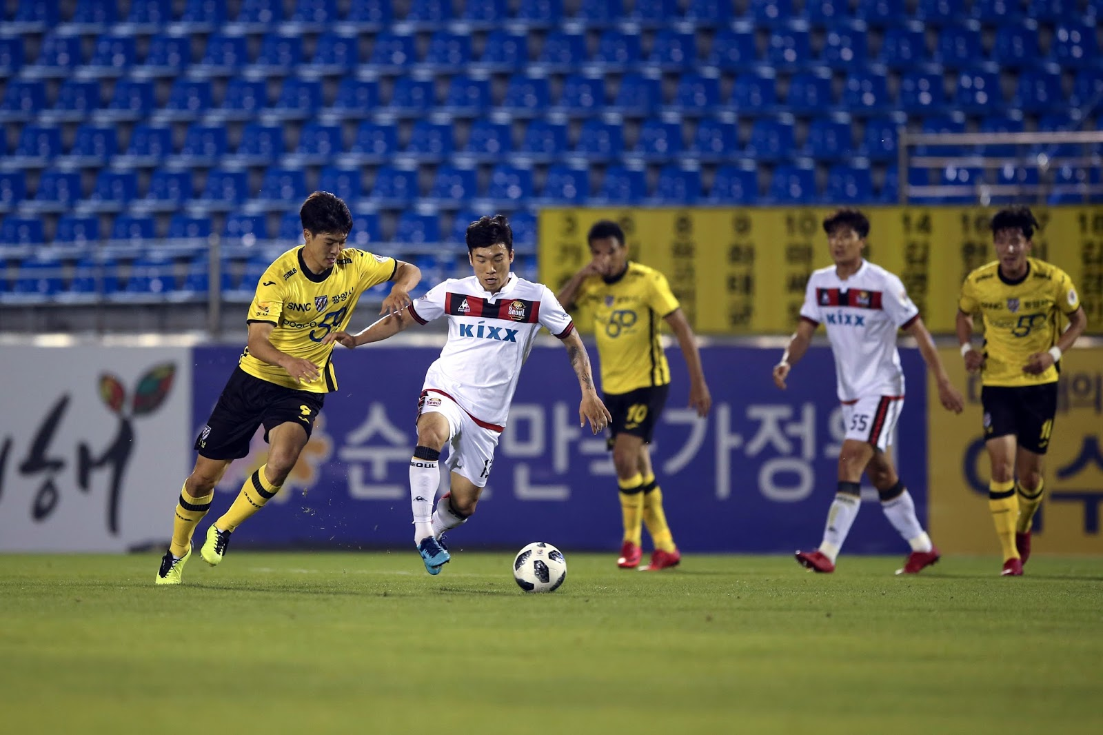 Preview: Gyeongnam FC Vs FC Seoul K League 1 Round 11