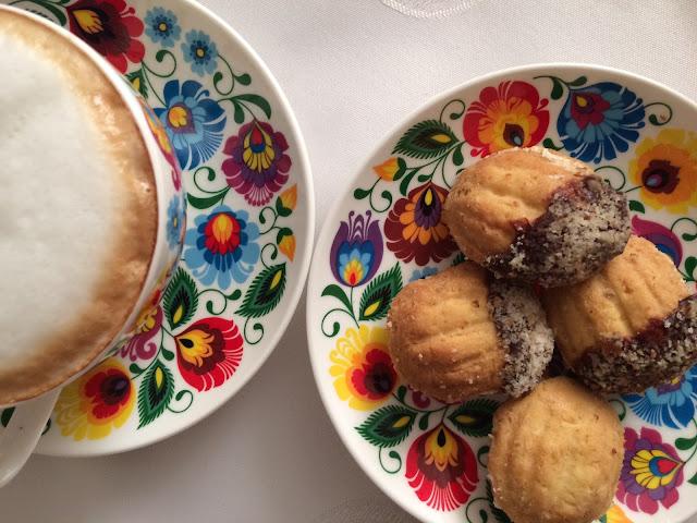 Orzeszki - małe, kruche ciasteczka