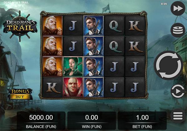 Main Gratis Slot Indonesia - Dead Man's Trail Relax Gaming