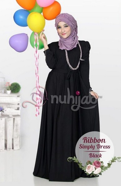 Model Dress Untuk Lebaran Terbaru
