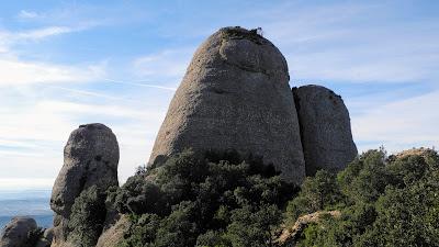 Escalada Agulles Montserrat