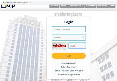 cara mengaktifkan menu e-bupot 23/26 di DJP Online dengan mudah