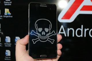 Android vírus alkalmazás Viking Horda