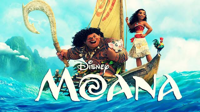 Moana, Suku Polinesia Penjelajah Lautan