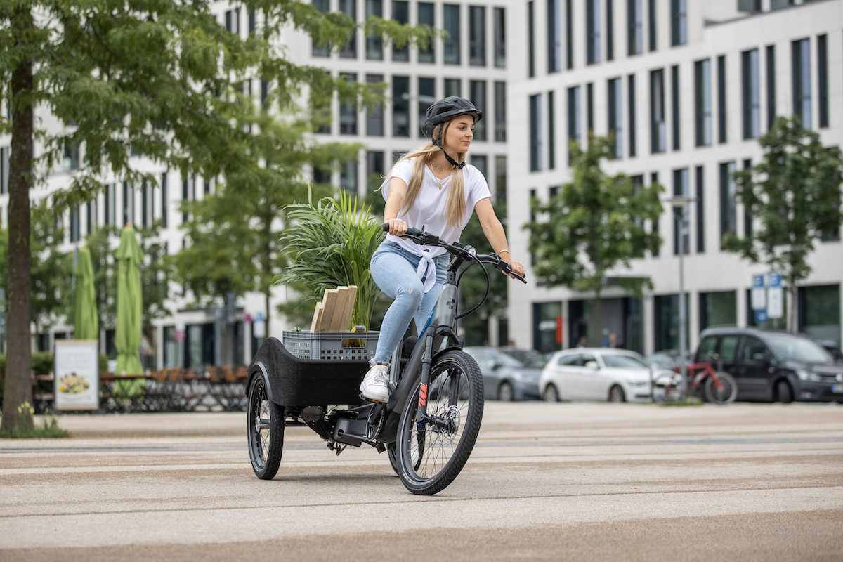 Cube Concept - the ideal combination of cycling pleasure, agility and safety