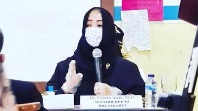 Kutuk Aksi Terorisme di Kanada, Fahira Idris: Islamofobia Harus Dilawan!
