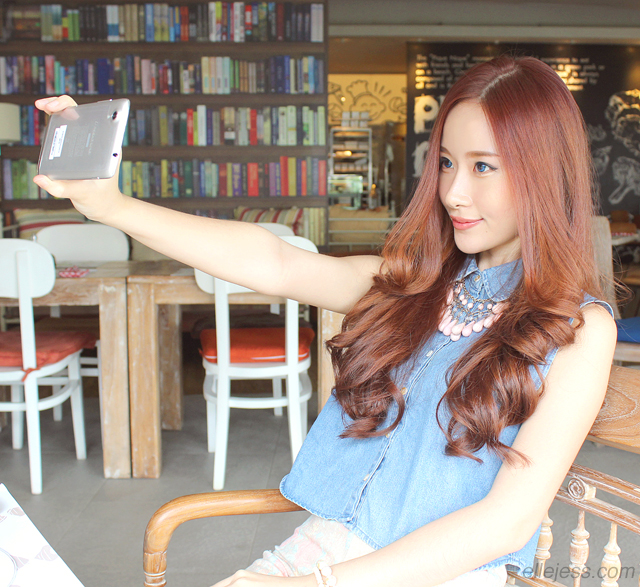 How to Take the Perfect Selfie   ELLE AND JESS   Bloglovin'