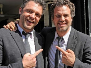 Anthony Molinari & Mark Ruffalo (Now You See Me)