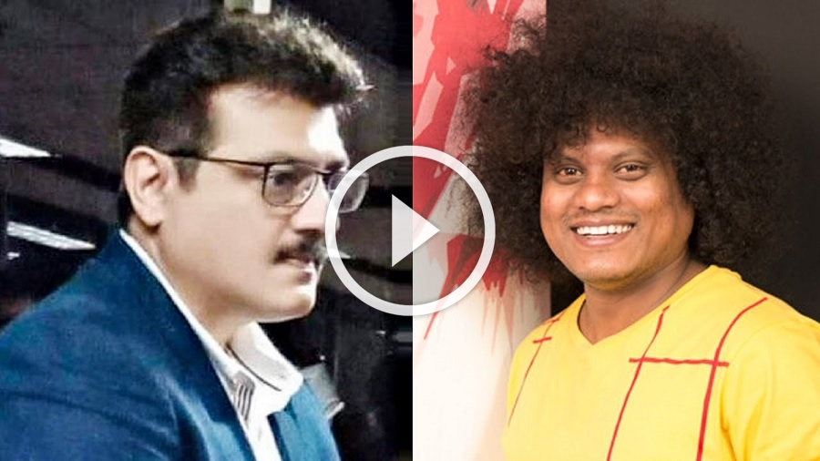 தல அஜித்துடன் நடிக்கும் குக் வித் கோமாளி புகழ்!