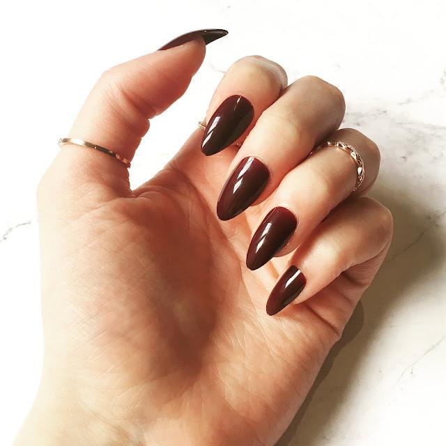 Lovelaughslipstick blog - Bling Art False Nails Review