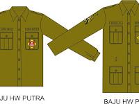 Baju Hw Muhammadiyah