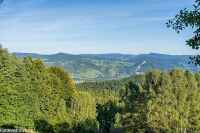 Beskidzkie góry i doliny z perspektywy Poczekaju