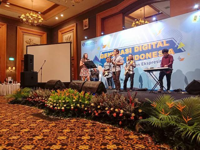 malam keakraban bank indonesia