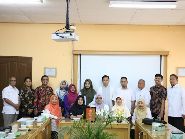 MOA Jurusan Tadris Biologi IAIN Batusangkar Dengan Jurusan Biologi Universitas Negeri Padang dan Universitas Pasir Pangaraian