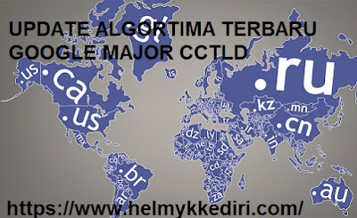 Dampak update algoritma ccTLD bagi SEO