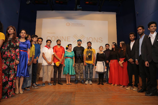 Delhi School of Communication Presents Annual Cultural Festival Connexions 2016