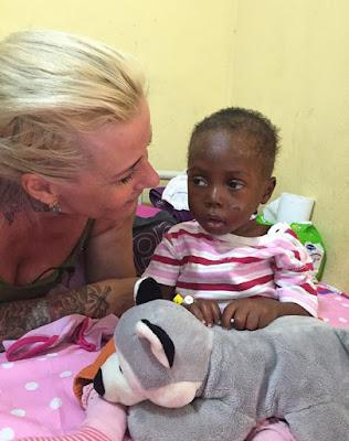 Fundacion cuida de niños