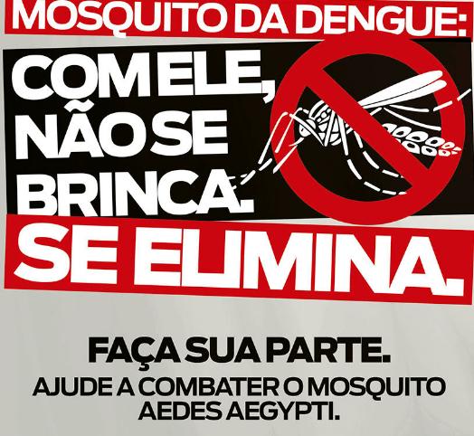 Mutirão contra a dengue