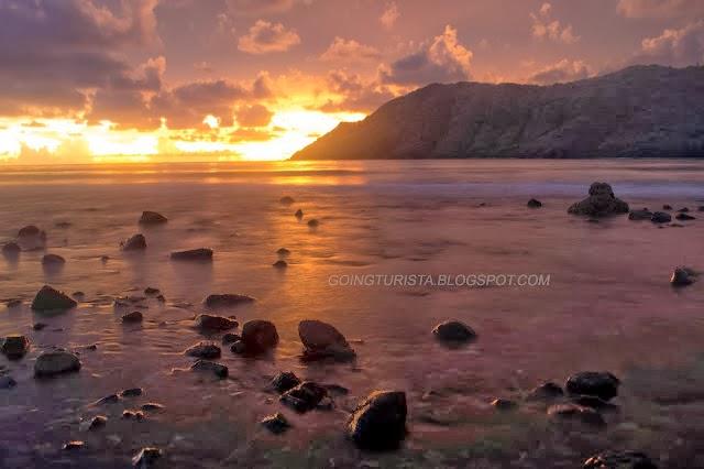 Talisayin Cove Sunset